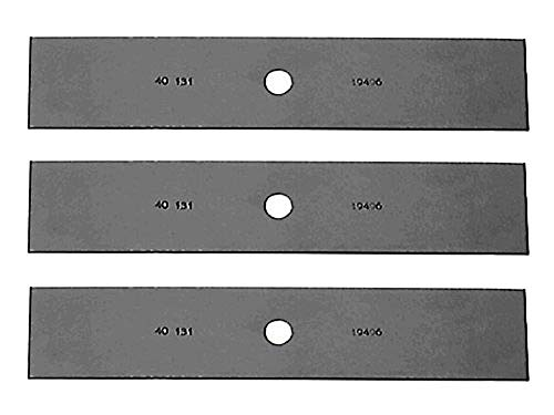 Oregon 40-131 PK3 Edger Blades - 10'