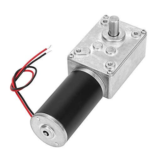 Vcriczk Motor de reducción de Velocidad, Motor de Caja de Cambios eléctrica, Dispositivos Inteligentes Reversibles Equipo publicitario para máquinas de(20RPM)