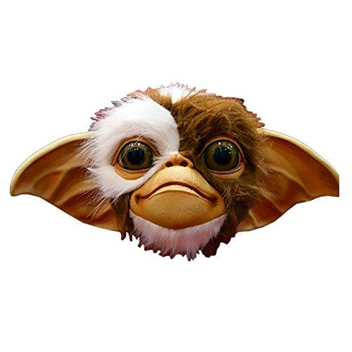 Générique Mahal792 Gizmo - Máscara de látex para adulto (talla única)