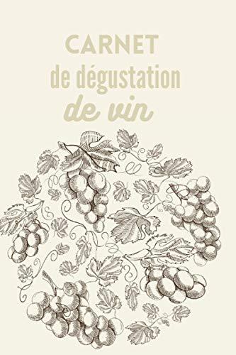 Carnet de dégustation de vin