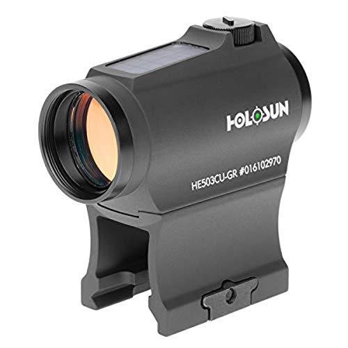 HOLOSUN HE503CU-GR Green Circle Dot Solar Failsafe