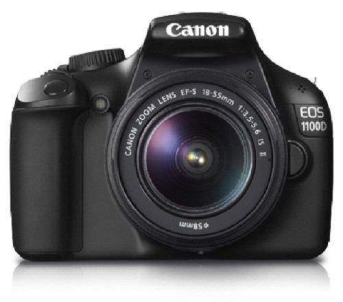 Canon EOS 1100D Digital SLR Camera (Body Only) (Renewed)