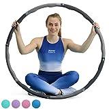 CORE BALANCE Gewichtet Schaumstoff Fitness Bewegung Hula Hoop Reifen