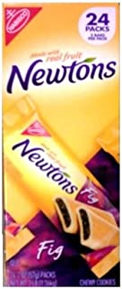 Nabisco Newtons Made with Real Fruit Fig, 24 Count