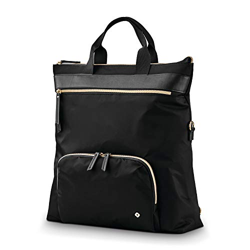 Samsonite Women's Business Mobile Solution Collection (Black, Convertible Backpack)