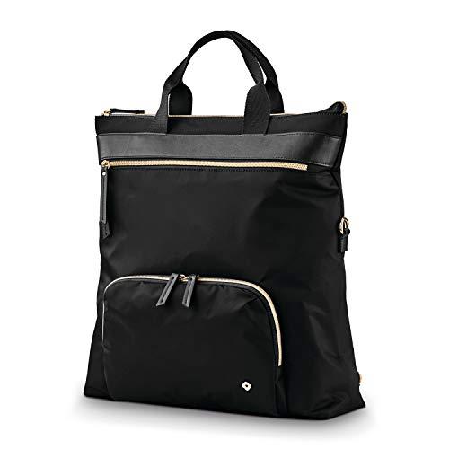 Samsonite Women's Mobile Solution Business Travel (Black, Convertible Backpack)