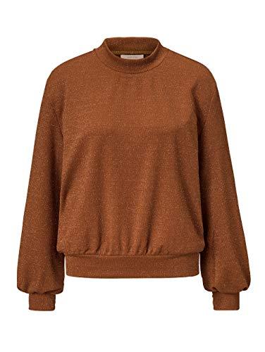 Sienna Sweatshirt Bronzefarben