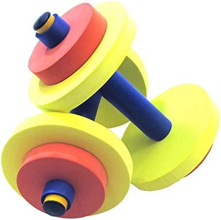 W.C Redmon Fun and Fitness Exercise Equipments for Kids