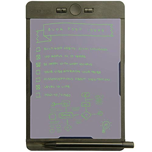 Boogie Board Blackboard Note 5.5 x 7.25 inches - Paperless Notepad - Authentic Boogie Board