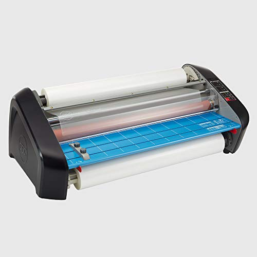 "GBC Thermal Roll Laminator, NAP I/II, 27"" Max. Width, 6 Min Warm-Up, HeatSeal Pinnacle 27 EZload (1701720EZ)"