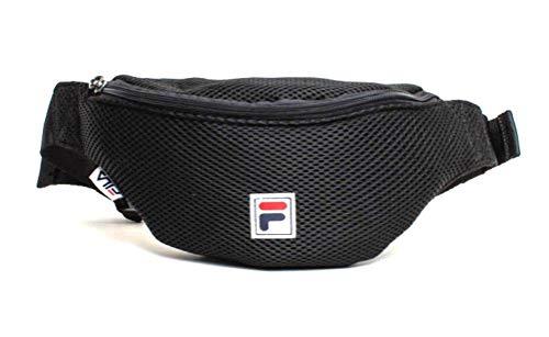 Fila Gürteltasche WAIST BAG SLIM MESH 685055 002 Schwarz Black, Size:ONE SIZE