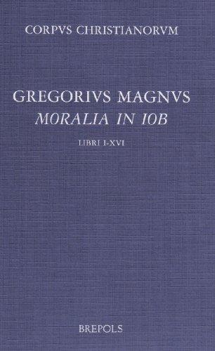 LAT-GREGORIUS MAGNUS MORALIA I (Corpus Christianorum Scholars Version)