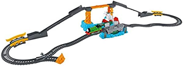 Thomas and Friends Harolds High Flying Rescue Set Track Master