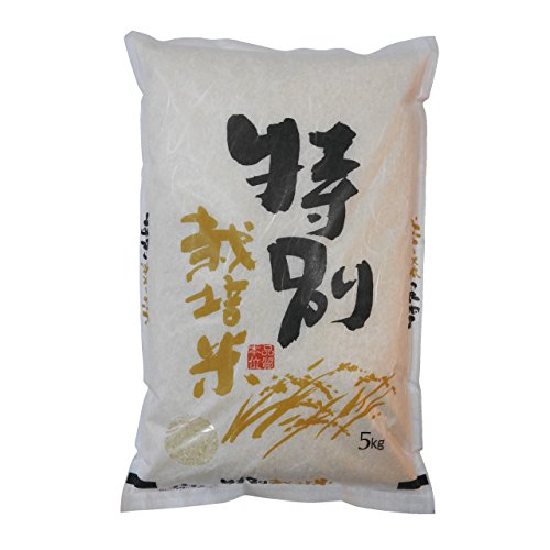 特別栽培米 コシヒカリ 白米 5kg 会津産 令和元年産 お米 ※九州は送料別途500円、沖縄・離島は送料別途1000円