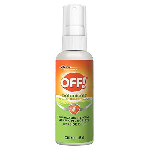 aparato antimosquitos fabricante OFF!