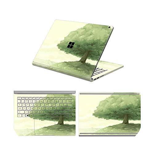 Pegatinas para ordenador portátil Microsoft Surface Book 2/Book 3 13.5 15 pulgadas Funda protectora para Surface Book 1 13.5 pulgadas Full Skin-X0204-Book 2 13.5 i5