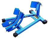 Pro-Lift-Werkzeuge Vorderrad-Wippe 680 kg Motorradwippe Rad-Klemme Montageständer 16' bis 24' Ständer Halter