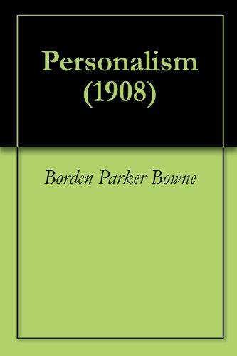 Personalism (1908)
