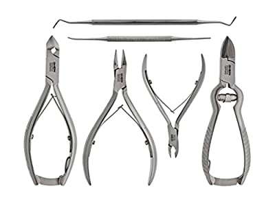 Nagelzange -Podologie Instrumente Set