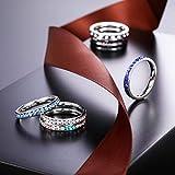 Immagine 1 memediy promessa personalizzata anelli incisione