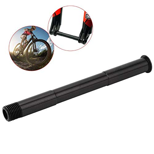 Gonnely Thru Axle-Quick Release Bicycle Aluminum Alloy Front Fork Thru Axle Skewer 15mm x 158mm