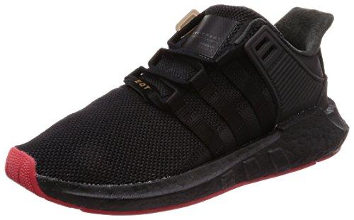 adidas EQT Support 93/17, Zapatillas Hombre, Negro (Core Black 0), 42 EU