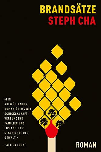 Buchseite und Rezensionen zu 'Brandsätze' von  Steph Cha