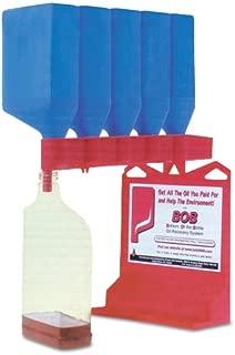 WirthCo 32947 Funnel King B.O.B. Bottom of The Bottle Oil Bottle Draining System