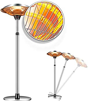 Raoccuy 1500W Electric Outdoor Patio Heater