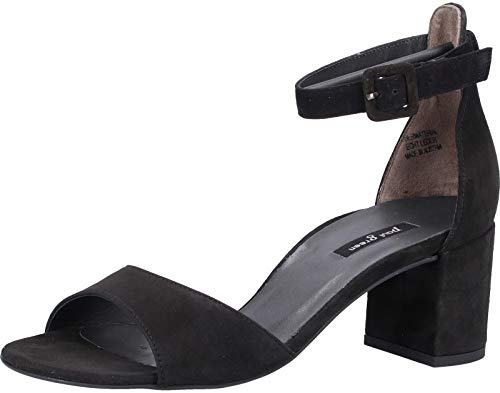 Paul Green 7469 Damen Sandalen Schwarz, EU 38