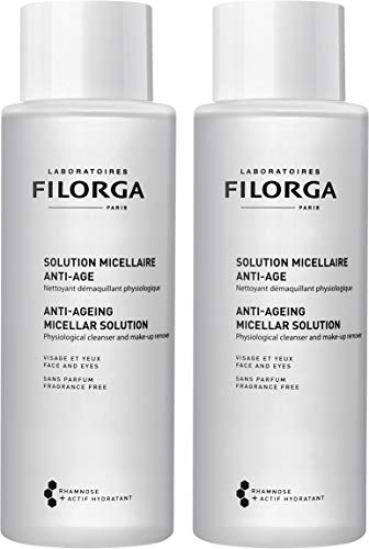 Filorga Solution Micellaire Anti-Âge Lot de 2 x 400 ml