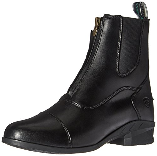 ARIAT Damen Heritage IV Zip French Paddock Boot, schwarz, 38.5 EU