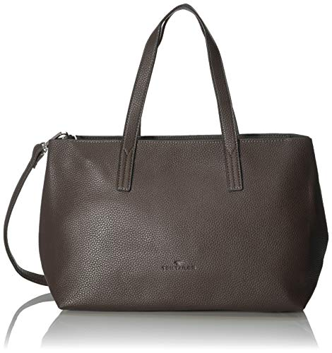 TOM TAILOR Shopper Damen Marla, 34x21x12 cm, TOM TAILOR Schultertasche, Handtaschen Damen