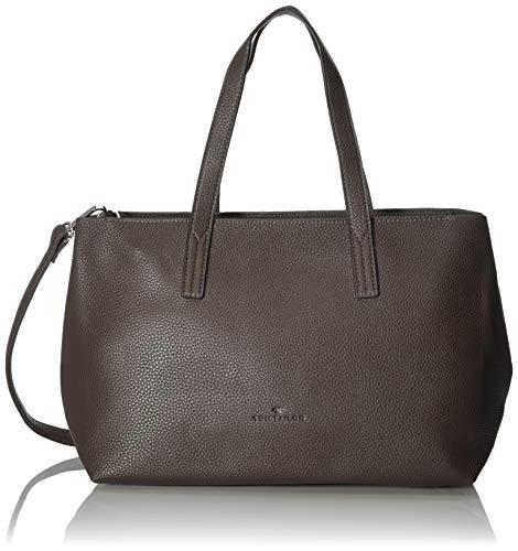 TOM TAILOR Shopper Damen Marla, 34x21x12 cm, TOM TAILOR Schultertasche, Handtaschen Damen