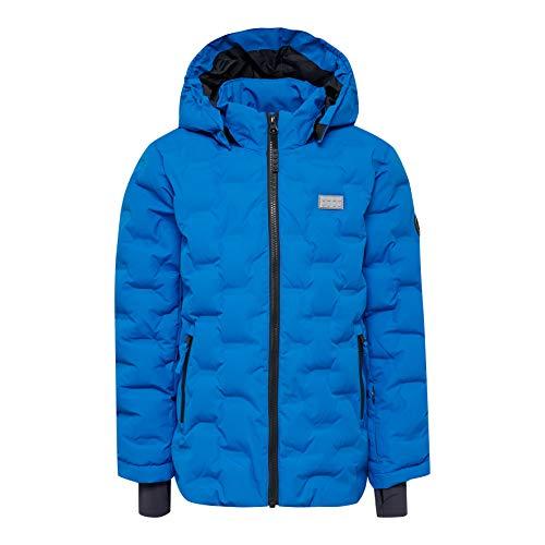 Lego Wear Jungen Lego Unisex LWJORDAN 713-Winterjacke Jacke, Blau (Blue 545), (Herstellergröße:140)