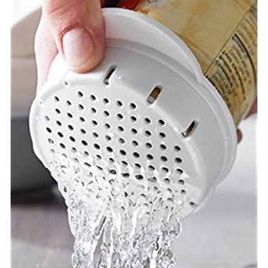 The Pampered Chef Can Strainer #2495