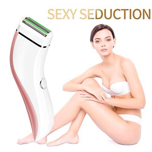 BSTOPSEL USB Oplaadbare Vrouwen Epilator Draagbaar Haarverwijderingstool Lichaam Gezicht Been Bikini Depilator Haarverwijderaar