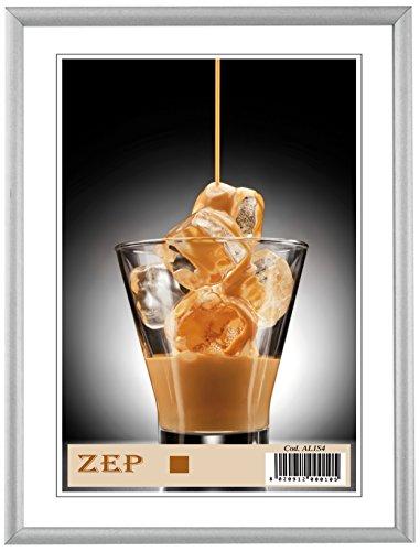 Zep AL1S1 Basic Bilderrahmen, Aluminium, 10x15cm