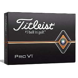 Balles Titleist Pro V1 2019