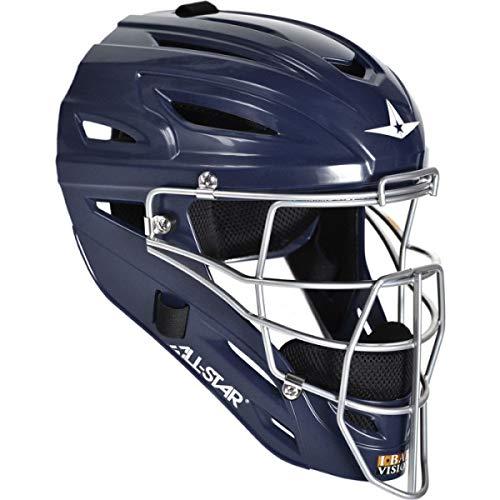 All-Star MVP2400NA UltraCool MVP Catcher's Headgear/Adult NA