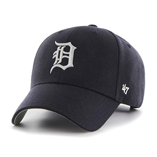 47 MLB Detroit Tigers MVP Cap – Unisex Baseball Cap Premium Quality Design and Craftsmanship by Generational Family Sportswear Brand