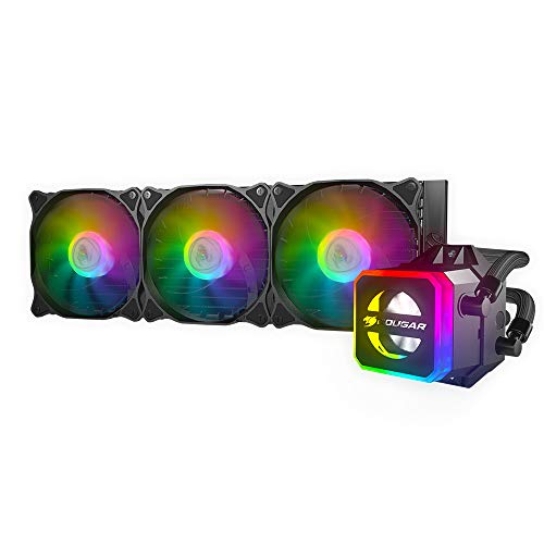 Cougar Helor CPU Liquid Cooling with Addressable RGB