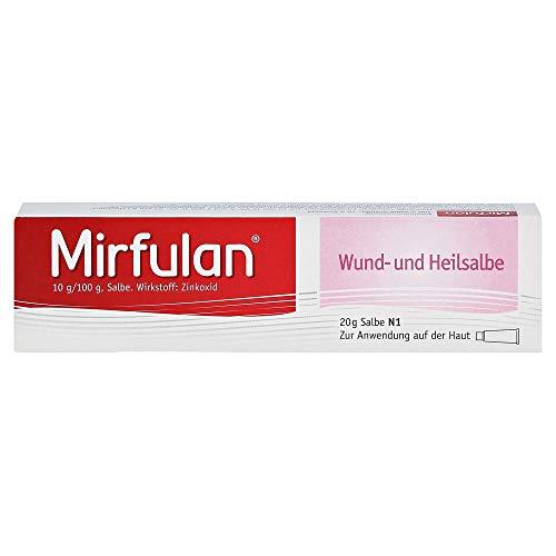 Mirfulan Wund- und Heilsalbe, 20 g Salbe