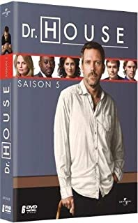 Dr House - Saison 5 (B002OFG6H0) | Amazon price tracker / tracking, Amazon price history charts, Amazon price watches, Amazon price drop alerts
