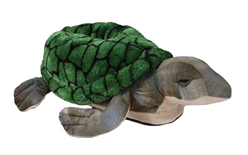9008-3 - Turtle - Large - Happy Feet Kids and Adult Animal Slippers