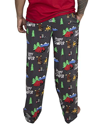 Lazy One Pajama Pants for Men, Men's Separate Bottoms, Lounge Pants, Funny, Humorous
