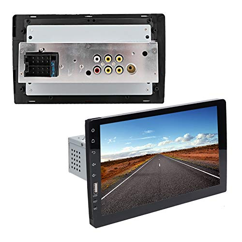 Reproductor MP5, radio de coche multifunción con pantalla HD, rock clásico para el sistema Jazz Phone 4.4-8.1