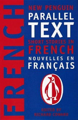 French short stories: Nouvelles Francaises (New Penguin