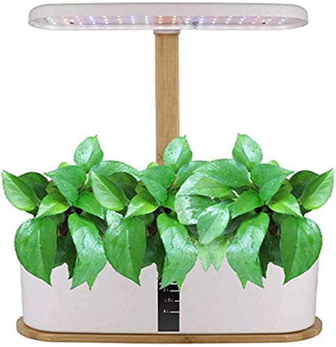 SXFYHXY Grow lights for indoor plants LED Aquicultural Led grow light Indoor Herbal Horticulture Planting Kit With 72 Full-spectrum Bulbs For Plant growing light fixtures Flowers And Vegetables plan