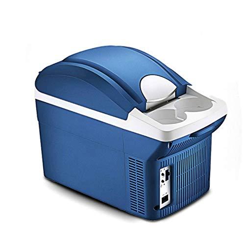 XYBB Mini-koelkast, draagbaar, koeling, warmhoudkoeler, koelbox met dubbele gebruik, voor auto, auto, auto, outdoor, picknick reizen 40 * 20 * 29cm zoals afgebeeld